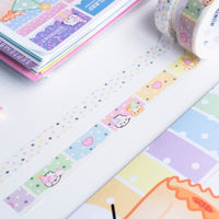 Birthday Rainbow Washi (15mm)