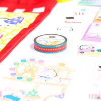 Carnival Party Washi (15mm)