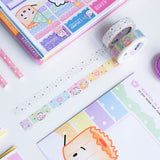 Birthday Collection Washi (Set Of 2)
