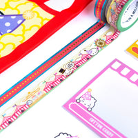 Carnival Party Washi