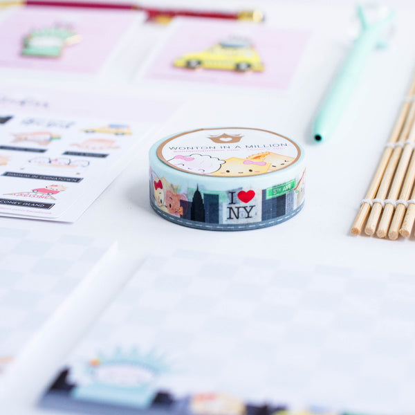 New York 2.0 Washi