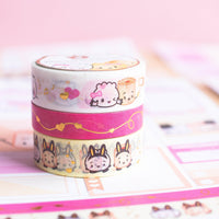 Besties Washi Collection (Set Of 3)