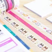 Twinning Besties Washi (15mm)
