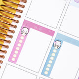 Functional Computer Nerd and Checklist Washi (Set Of 2)