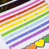 Rainbao Love Dimsumstellations Washi (Set Of 8)