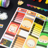 Rainbao Love - (D) Functional Stickers