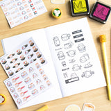 Foodie Stamps
