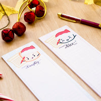 Suey's Naughty List 3x8 Sticky Notes (50% off)