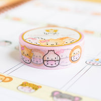 Steamie's Hats - Steamteamception Washi (15mm)