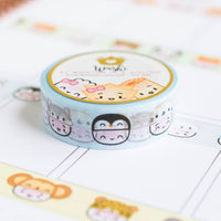 Steamie's Hats - North Pole Washi 15mm