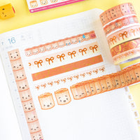Suey Emoji Washi (15mm)