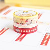 Dumpling Tracker Washi (Set Of 2)