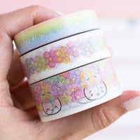 Unicorn Steamie Washi (Set Of 3)
