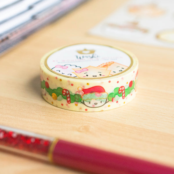 Deck The Halls 2.0 Washi (15mm)
