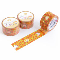 Autumn Leaves Washi