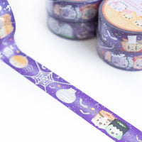 Halloween Collection Washi (Set Of 5)