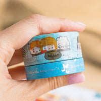 [BOOK 2] Hagao Potter - Washi (Set Of 2)