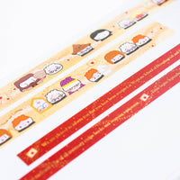 [BOOK 1] Hagao Potter - Washi (Set Of 2)