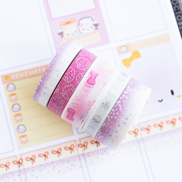 Steamie's Washi Collection (Set Of 5)