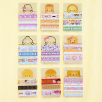 Washi Card - Ricky Eggroll
