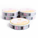 Snow Dumplings Totem Washi (10mm)