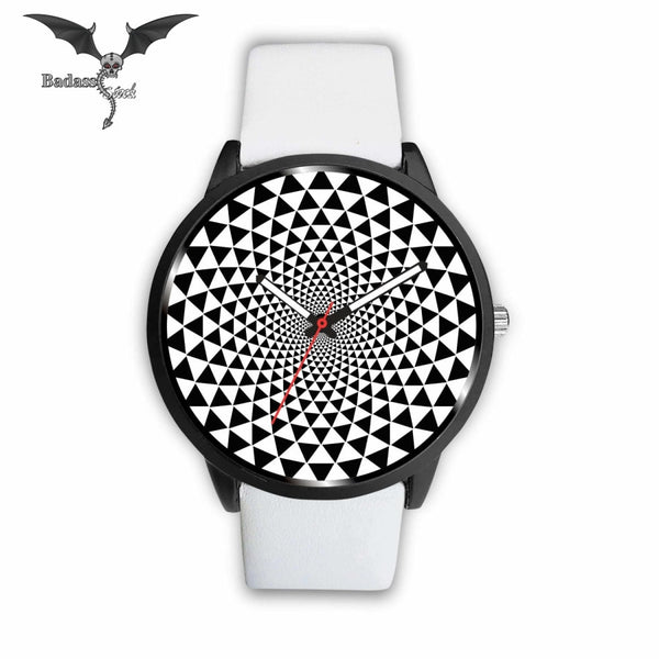 Trippy Hypnotic Watch Watch Badass Stock