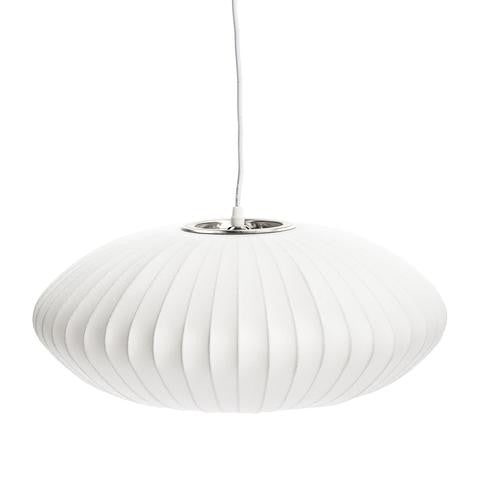 Bubble Pendant Lamp, Discus (George Nelson Reproduction)