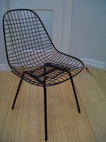 Original Eames Wire Back