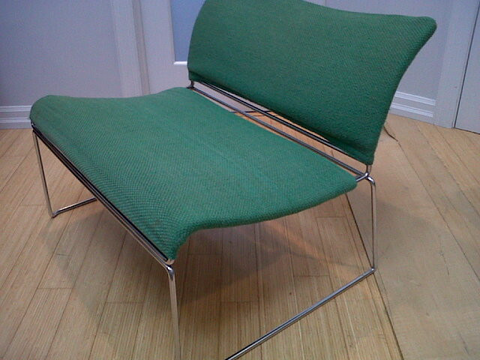 Original Saghi Lounge Chair