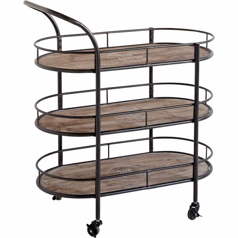 Reachalle Bar Cart
