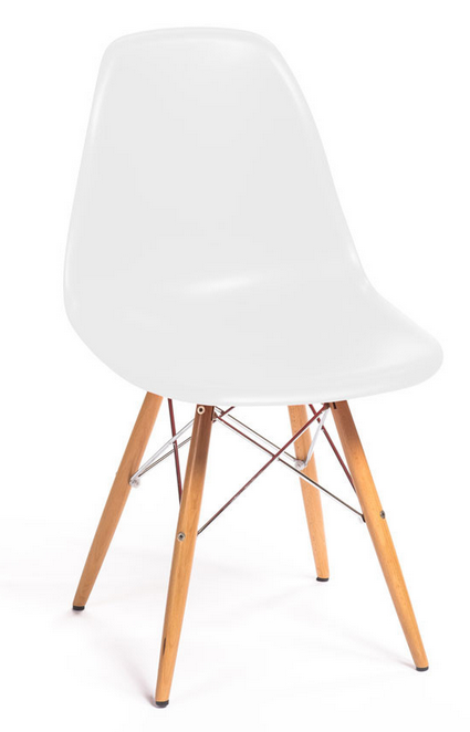 Ordinaire Morba   Replicas Of Eames Molded Plastic Wire OR Dowel Base ...