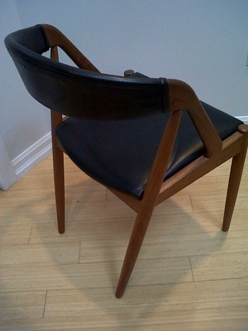 Vintage - Danish Modern Occasional Chair