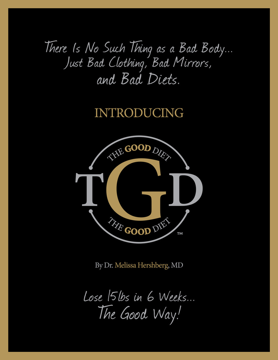 The Good Diet E-Book