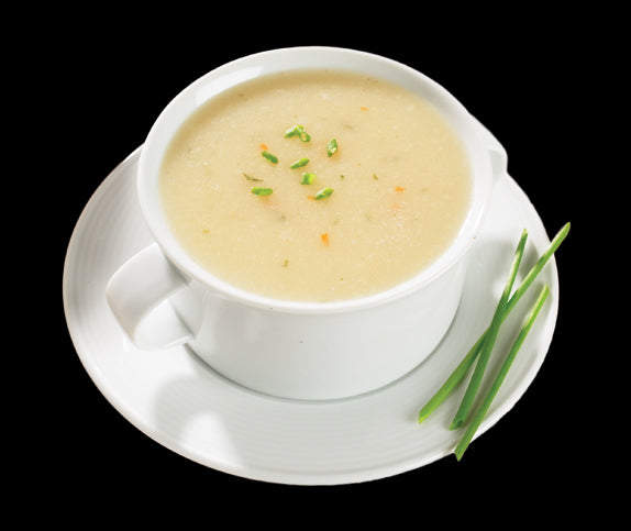 High Protein Cream of Chicken Soup