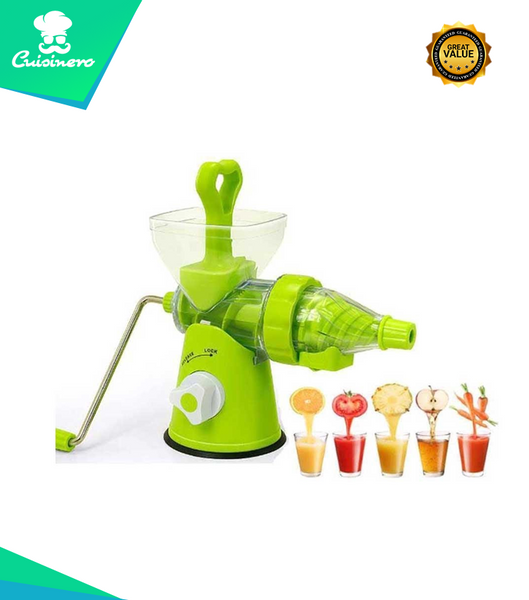 Durable Fruit and Vegetable Juicer