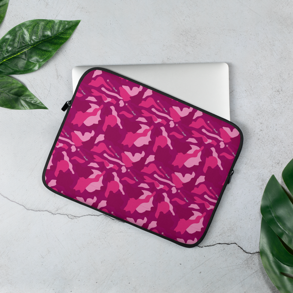 Camo Laptop Sleeve