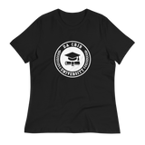 Da Crib University Tee (Relaxed Ladies Fit)