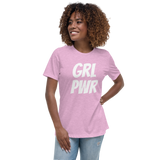 GRL PWR Tee (Relaxed Ladies Fit)