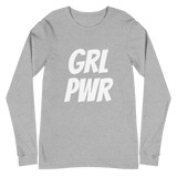 GRL PWR Long Sleeve Tee