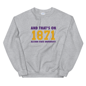 Alcorn Sweatshirt