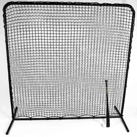 BCI 7' x 7' Protective Field Screen w/ Wheel Kit BBK-SQSCR-7X7-W-NET-WHEELS
