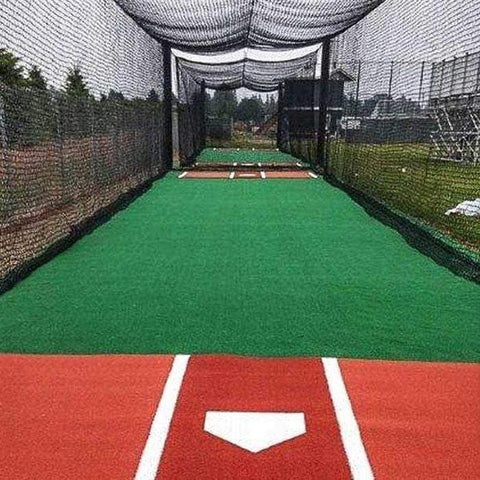 BCI Mastodon Single Complete Batting Cage System