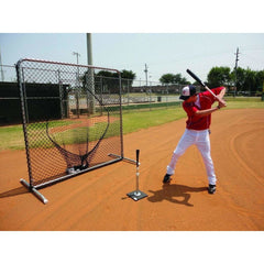 Better Baseball 7x7 Bullet Sock Net Screen SOCKNET7X7