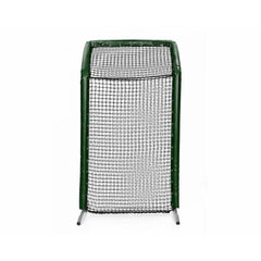 Better Baseball 8X4 Bullet Fastpitch Softball Screen w/ Overhead BULLETFPOH