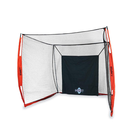 Bownet 8' Hitting Cube Portable Backstop BOW-8' Cube