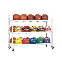 Champion Sports 30 Indoor/Outdoor Basketball Heavy-Duty Cart 30CART