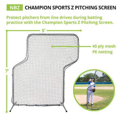 Champion Sports 5' x 7' Pitching