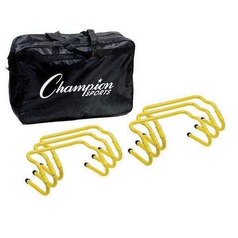 Champion Sports Adjustable Hurdle Kit AHKIT