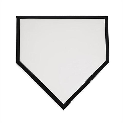 Champion Sports Save-A-Leg Molded Rubber Home Plate 85