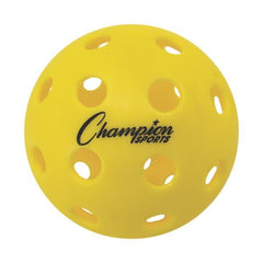 Champion Sports USAPA Injection Molded Outdoor Pickleball PB6IMOSET